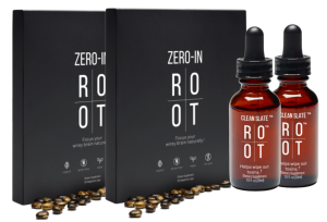 Family Pack Root Clean Slate + Zero IN